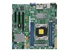 Supermicro X10SRM-TF - Motherboard - micro ATX