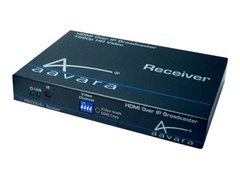 Aavara HDMI Over IP PB5000M+PoE Receiver - Video-, Audio-, Infrarot- und serielle Erweiterung