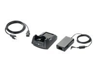 Zebra Single Slot USB Charging Cradle Kit - Netzteil + Batterieladegerät