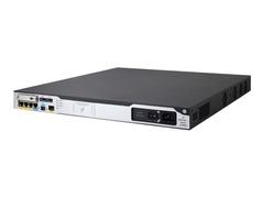 HP Enterprise MSR3024 - Router - GigE - an Rack montierbar
