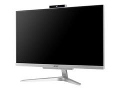 "Acer Aspire C24-860 - All-in-One (Komplettlösung) - 1 x Core i5 7200U / 2.5 GHz - RAM 8 GB - SSD 256 GB - HD Graphics 620 - GigE - WLAN: Bluetooth, 802.11a/b/g/n/ac - Win 10 Pro 64-Bit - Monitor: LED 60.5 cm (23.8"")"