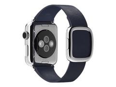 Apple 38mm Modern Buckle - Größe L - Uhrarmband - Mitternachtsblau - für Watch (38 mm, 40 mm)