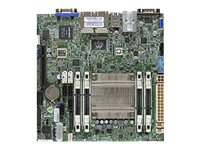Supermicro A1SRI-2758F - Motherboard - Mini-ITX