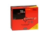 Intenso 10 x CD-RW - 700 MB (80 Min) 12x