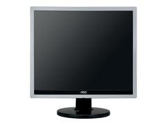 "AOC e719Sda - LED-Monitor - 43.2 cm (17"") (17"" sichtbar)"
