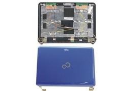 Fujitsu Back LCD cover - Blau