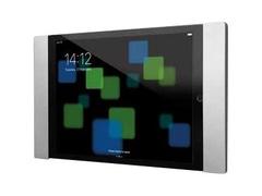 smart things sDock Fix Pro - Wandhalterung für Tablett - verriegelbar - eloxiertes Aluminium, verstärkter Kunststoff - Schwarz - für Apple 12.9-inch iPad Pro (1st generation, 2. Generation)