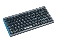 Cherry Compact-Keyboard G84-4100 - Tastatur - PS/2, USB