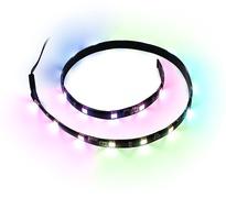 Inter-Tech 88885445 - Smart strip light - Schwarz - LED - Multi - 50 cm