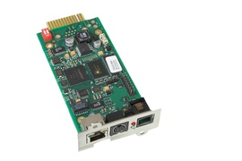 AEG SNMP Pro - Network management card - Schnelles Ethernet - 10,100 Mbit/s - 60 mm - 44 mm - 120 mm