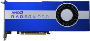 AMD Radeon Pro VII - Radeon Pro VII - 16 GB - Speicher mit hoher Bandbreite 2 (HBM2) - 4096 Bit - 7680 x 4320 Pixel - PCI Express x16 4.0