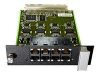 AGFEO T-708 - Erweiterungsmodul - Telefon x 8