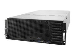 "ASUS ESC8000 G4/10G - Server - Rack-Montage - 4U - zweiweg - RAM 0 GB - SATA/PCI Express - Hot-Swap 6.4 cm (2.5"")"