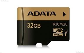 ADATA AUSDH32GUI3-RA1 - 32 GB - MicroSDXC - Klasse 10 - UHS-I - 95 MB/s - 90 MB/s