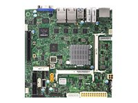 Supermicro X11SBA-F - Motherboard - Mini-ITX