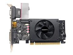 Gigabyte GV-N710D5-2GIL - Grafikkarten - GF GT 710