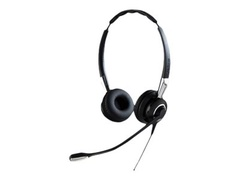 Jabra BIZ 2400 II USB Duo BT - Headset - On-Ear