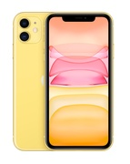 Apple iPhone 11 - 15,5 cm (6.1 Zoll) - 1792 x 828 Pixel - 128 GB - 12 MP - iOS 14 - Gelb