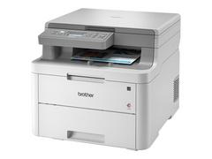 Brother DCP-L3510CDW - Multifunktionsdrucker - Farbe - LED - 215.9 x 300 mm (Original)
