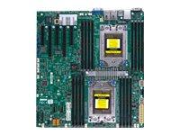 Supermicro H11DSI-NT - Motherboard - Erweitertes ATX