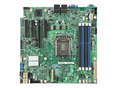 Intel Server Board S1200SPLR - Motherboard - micro ATX