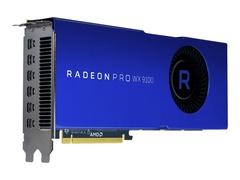 AMD Radeon Pro WX 9100 - Grafikkarten - Radeon Pro WX 9100