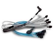 Brocade Broadcom - Internes SAS-Kabel - 1x8 Slim SAS (SFF-8654)