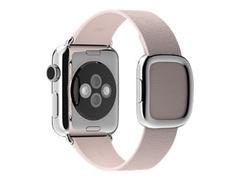 Apple 38mm Modern Buckle - Größe M - Uhrarmband - Rosa - für Watch (38 mm)
