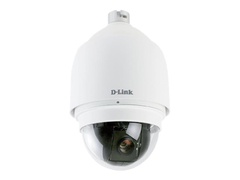 D-Link DCS-6915 Outdoor Speed Dome Full HD Camera - Netzwerk-Überwachungskamera - PTZ - Außenbereich - vandalismusresistent/wasserfest - Farbe (Tag&Nacht)
