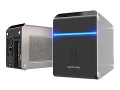 Sapphire GearBox eGFX Solution - Externes GPU-Gehäuse