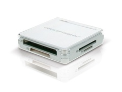 Conceptronic Connectivity Collection CMULTICRSI Stylish All-In-One Card Reader - Kartenleser - All-in-one (Multi-Format)