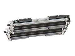 AgfaPhoto 2er-Pack - Schwarz - Tonerpatrone (Alternative zu: HP 126A, HP CE310A, Canon 729Bk, HP CE310AD)