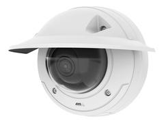 Axis P3375-VE Network Camera - Netzwerk-Überwachungskamera - Kuppel - vandalismusgeschützt - Farbe (Tag&Nacht)