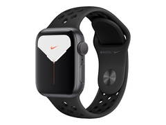 Apple Watch Nike Series 5 (GPS) - 40 mm - Weltraum grau Aluminium
