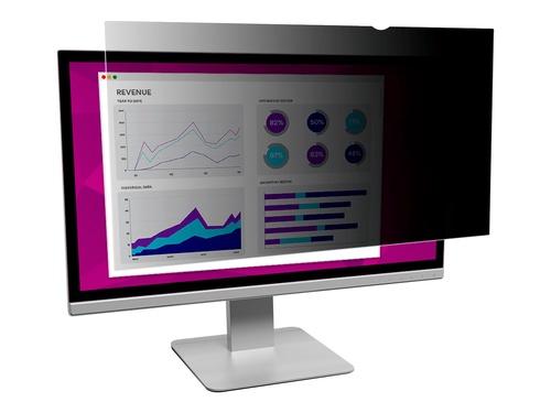 """3M Blickschutzfilter High Clarity für 22"""" Breitbild-Monitor - Bildschirmfilter - 55,9 cm Breitbild (22 Zoll Breitbild)"""