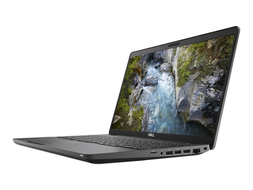 "Dell Precision Mobile Workstation 3541 - Core i7 9750H / 2.6 GHz - Win 10 Pro 64-Bit - 8 GB RAM - 256 GB SSD NVMe - 39.49 cm (15.6"")"