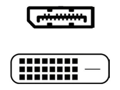 Fujitsu DisplayPort-Kabel - DisplayPort (M)