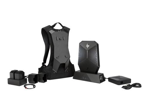 HP Z VR Backpack G1 2,9 GHz i7-7820HQ Schwarz