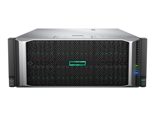 "HP Enterprise ProLiant DL580 Gen10 Performance - Server - Rack-Montage - 4U - vierweg - 4 x Xeon Platinum 8164 / 2 GHz - RAM 256 GB - SAS - Hot-Swap 6.4 cm (2.5"")"