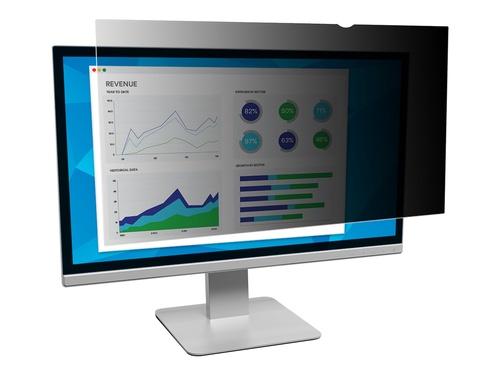 """3M Blickschutzfilter für 27"""" Breitbild-Monitor - Bildschirmfilter - 68.6 cm (27"""")"""