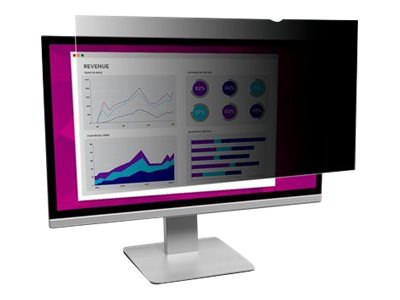 "3M Blickschutzfilter High Clarity für 23"" Breitbild-Monitor - Bildschirmfilter - 58.4 cm (23"")"