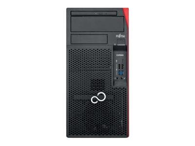 Fujitsu ESPRIMO P958/E94+ - Micro Tower - 1 x Core i5 8500 / 3 GHz